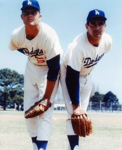 Drysdale and Koufax