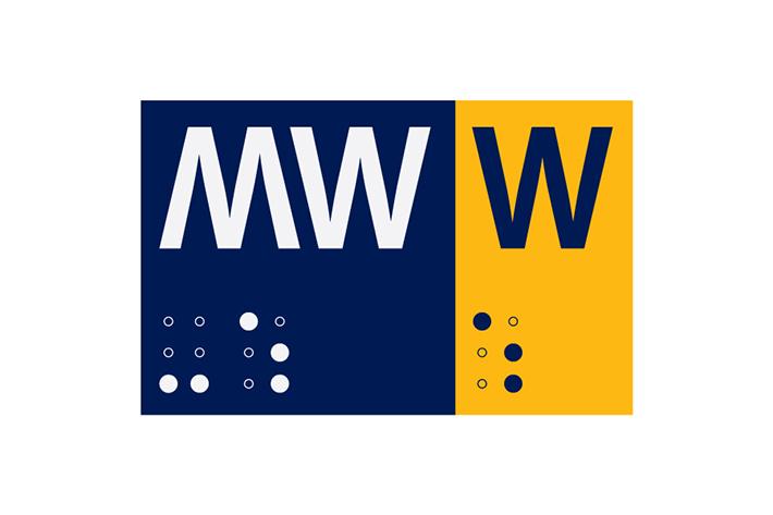 Mike Wolff Wayfinding logo