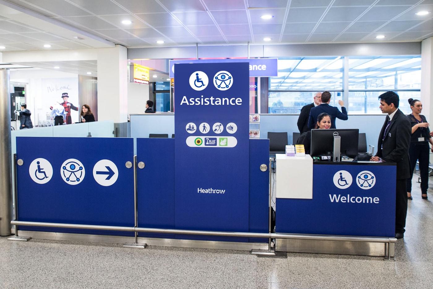 Heathrow Assistance