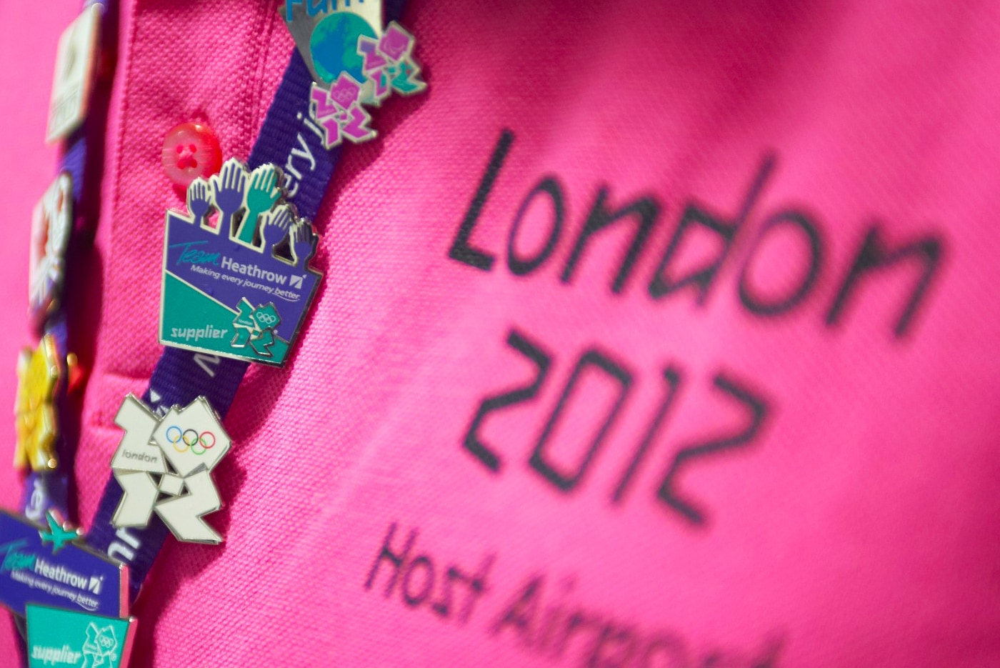 London 2012 - Heathrow and the Games