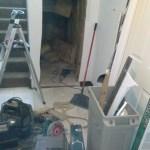 Closet and Tools