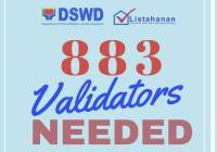 dswd hiring validators
