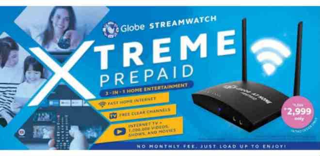 globe streamwatch