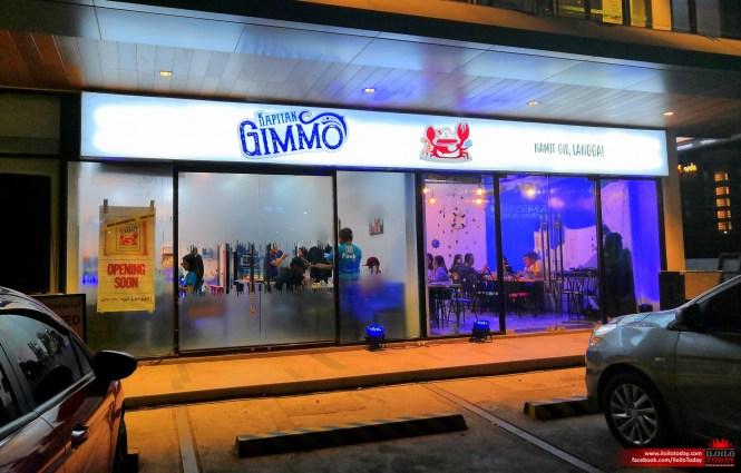 Kapitan Gimmo Iloilo restaurant