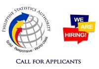 Philippine Statistics Authority hiring