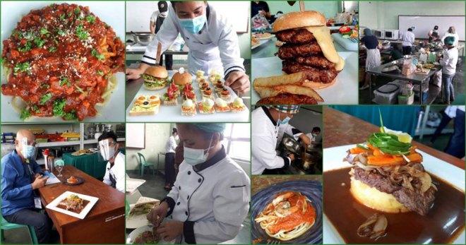 TIIC Molo Culinary Arts training