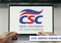 Civil Service Online Exam for 2021