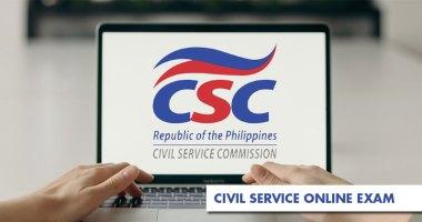 Civil Service Online Exam for 2021