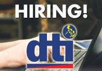 DTI Region 6 hiring