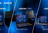 Lenovo Legion 2021 series gaming laptops