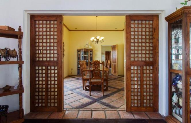 AirBNB spanish villa in bohol