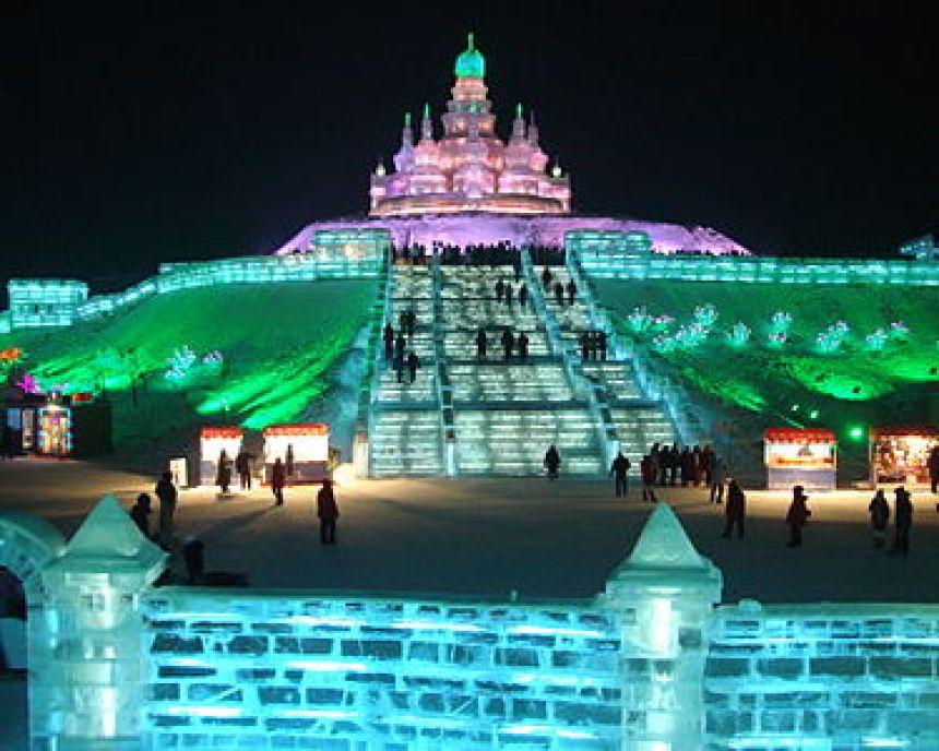 Harbin International Snow and Ice Festival