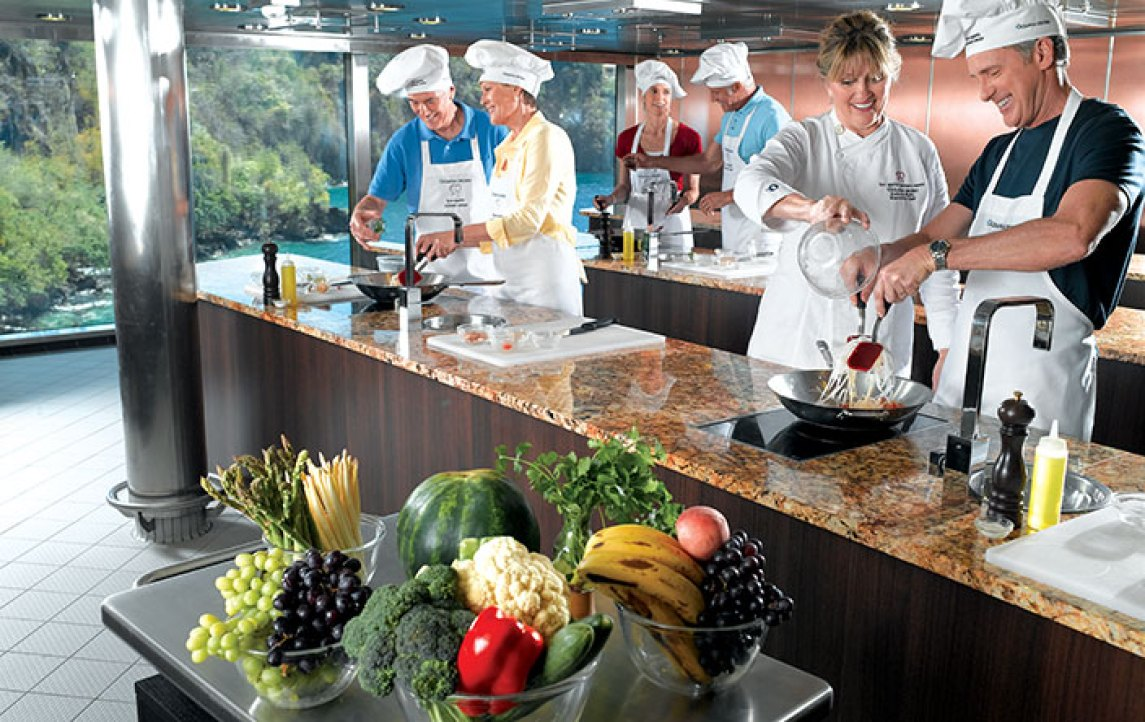Oceania Culinary Tours