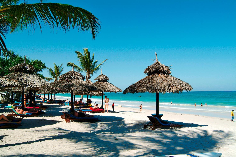 Kenya's Diani Beach