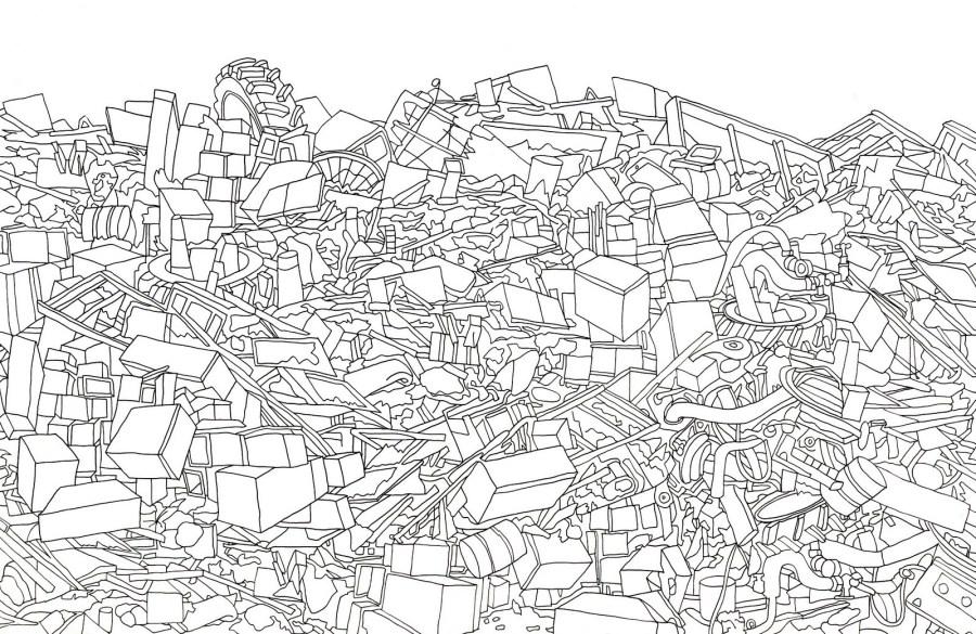 huge-rubbish-pile