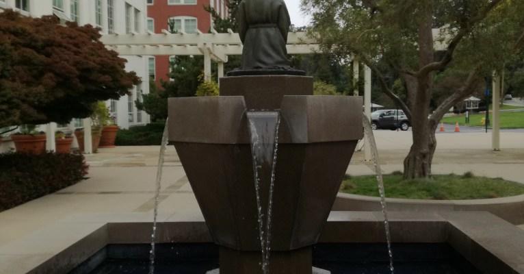 Alla ricerca della fontana di Yoda a San Francisco