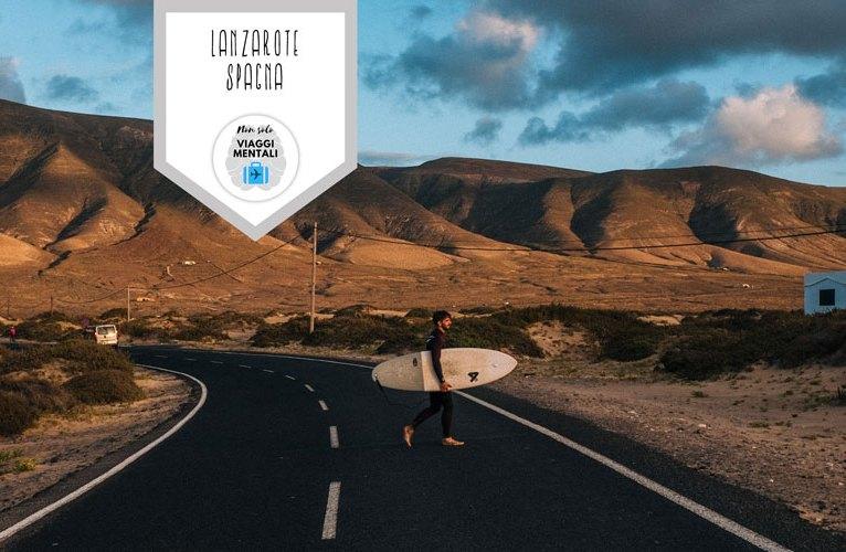 Una settimana a Lanzarote
