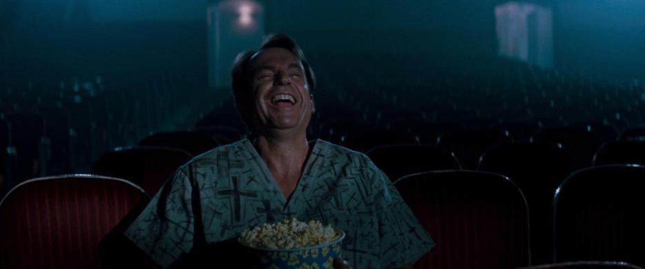 Perché si mangiano i popcorn al cinema?