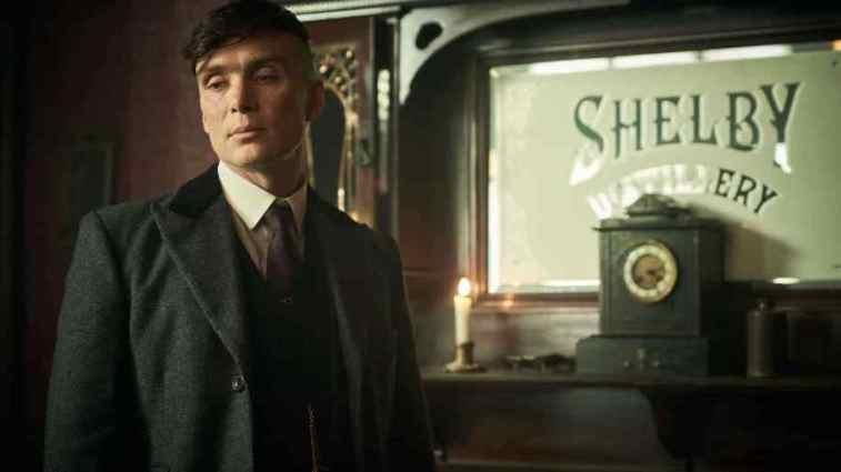 Le migliori frasi di Thomas Shelby in Peaky Blinders, Cillian Murphy