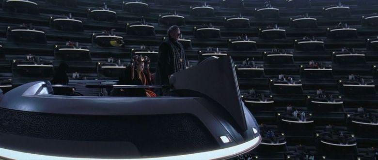 Star Wars Episodio I - La minaccia fantasma frasi, citazioni e dialoghi di George Lucas con Liam Neeson, Ewan McGregor, Natalie Portman, Jake Lloyd, palpatine