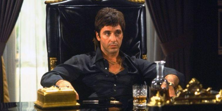 Scarface frasi e citazioni, Brian De Palma, Al Pacino, Michelle Pfeiffer, Mary Elizabeth Mastrantonio, Robert Loggia