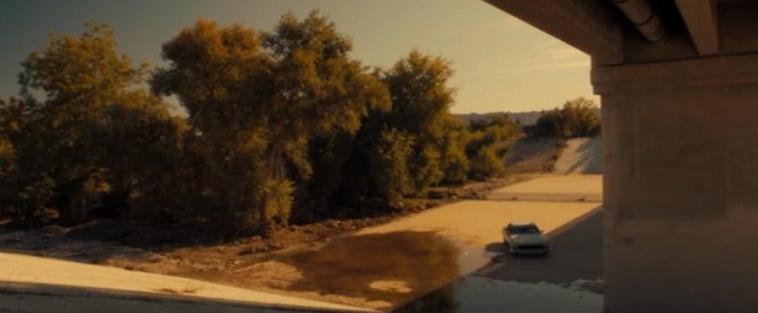 Los Angeles River (LA River) al cinema, Drive