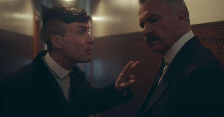 Le migliori frasi di Thomas Shelby in Peaky Blinders, Cillian Murphy, Sam Neill, Chester Campbell