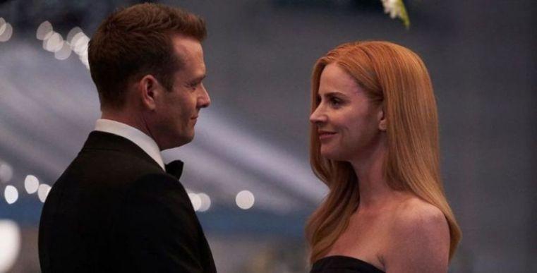 Le migliori frasi di Harvey Specter in Suits, Gabriel Macht, Sarah Rafferty, Donna Paulsen