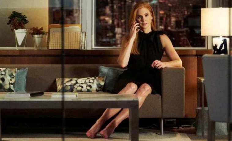 Le migliori frasi di Harvey Specter in Suits, Sarah Rafferty, Donna Paulsen