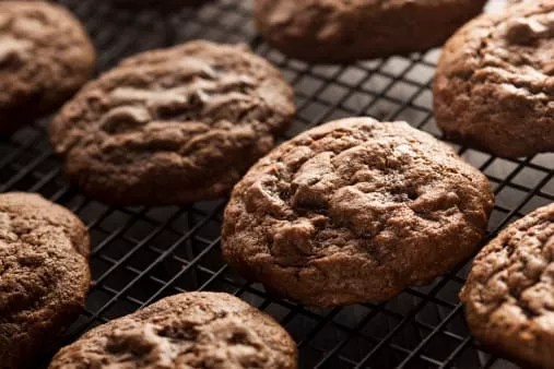 Risultati immagini per biscotti cioccolato e lievito madre