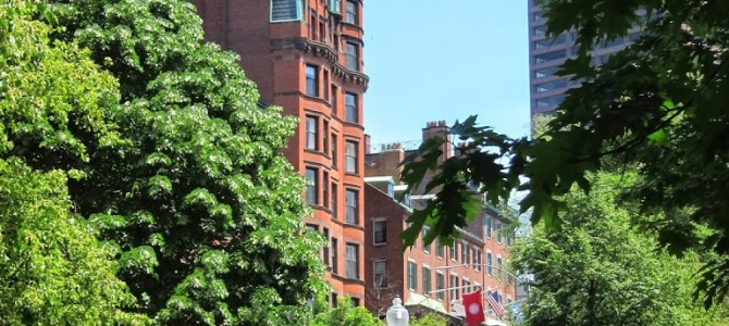 Our Trip to Boston – A Much Needed Weekend Getaway