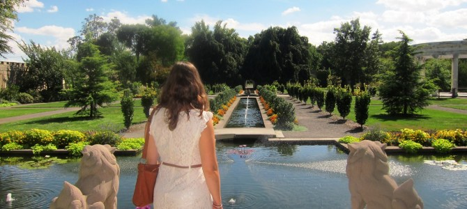 Exploring Untermyer Park in Yonkers, NY