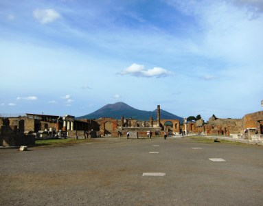Pompeii – A Day Trip from Naples