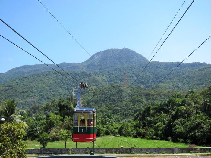 Teleférico in Puerto Plata