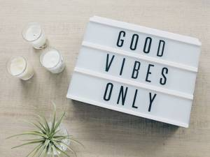 Non-Stop Noor: Good vibes only