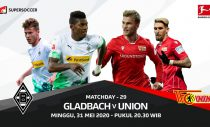 Live Streaming Borussia Monchengladbach vs Union Berlin