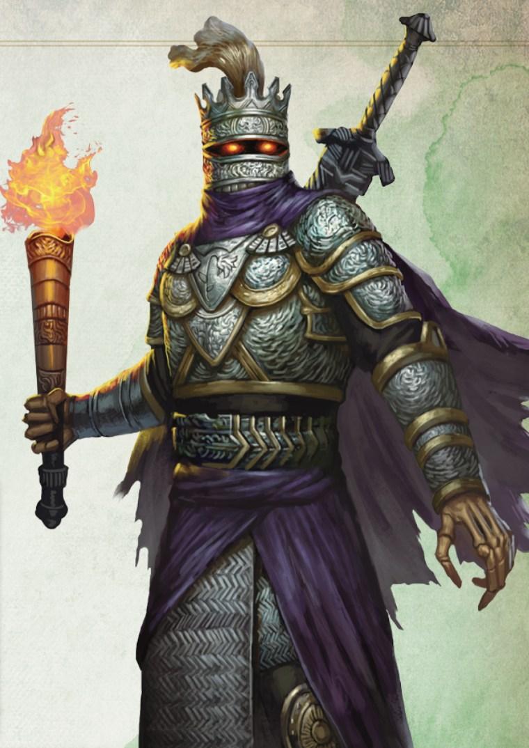 DM Advantage: Darkvision