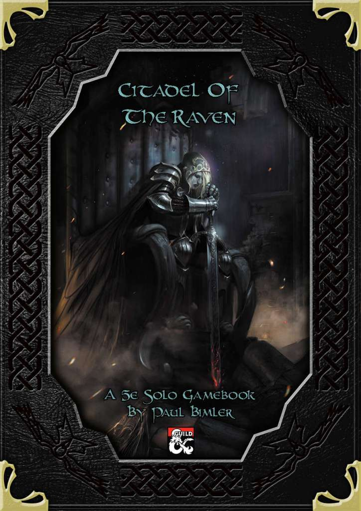 Review: Citadel of the Raven by Paul Bimler - NZS Games