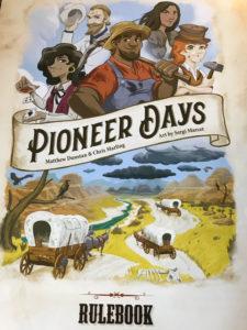 Pioneer Days by Tasty Minstrel Games