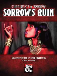 Sorrow's Ruin by Blaise Wigglesworth