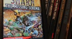 Sharn the Missing Schema