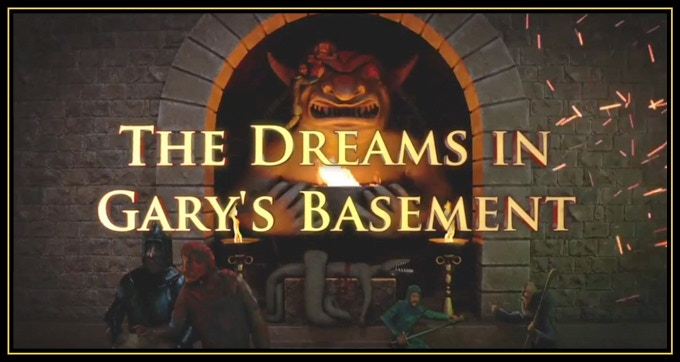 Dreams in Gary's Basement