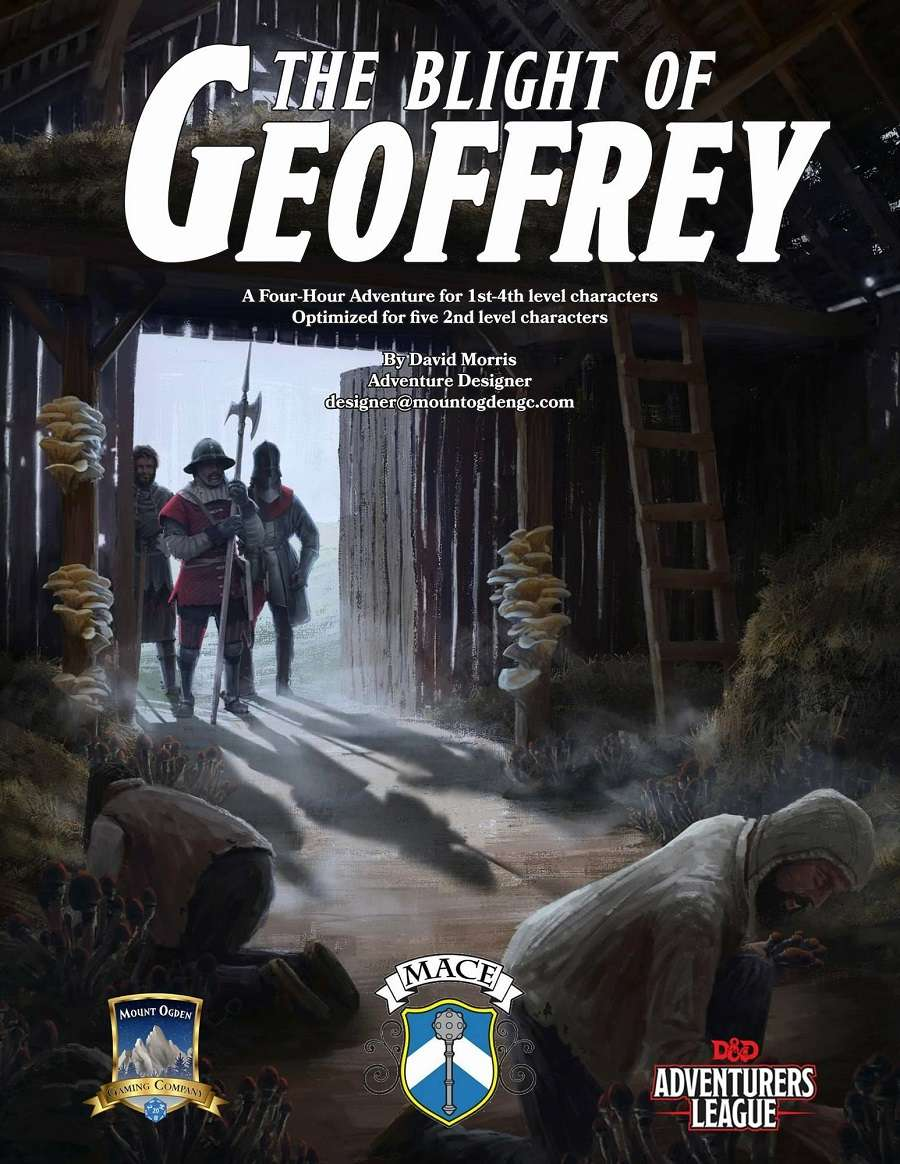 The Blight of Geoffrey