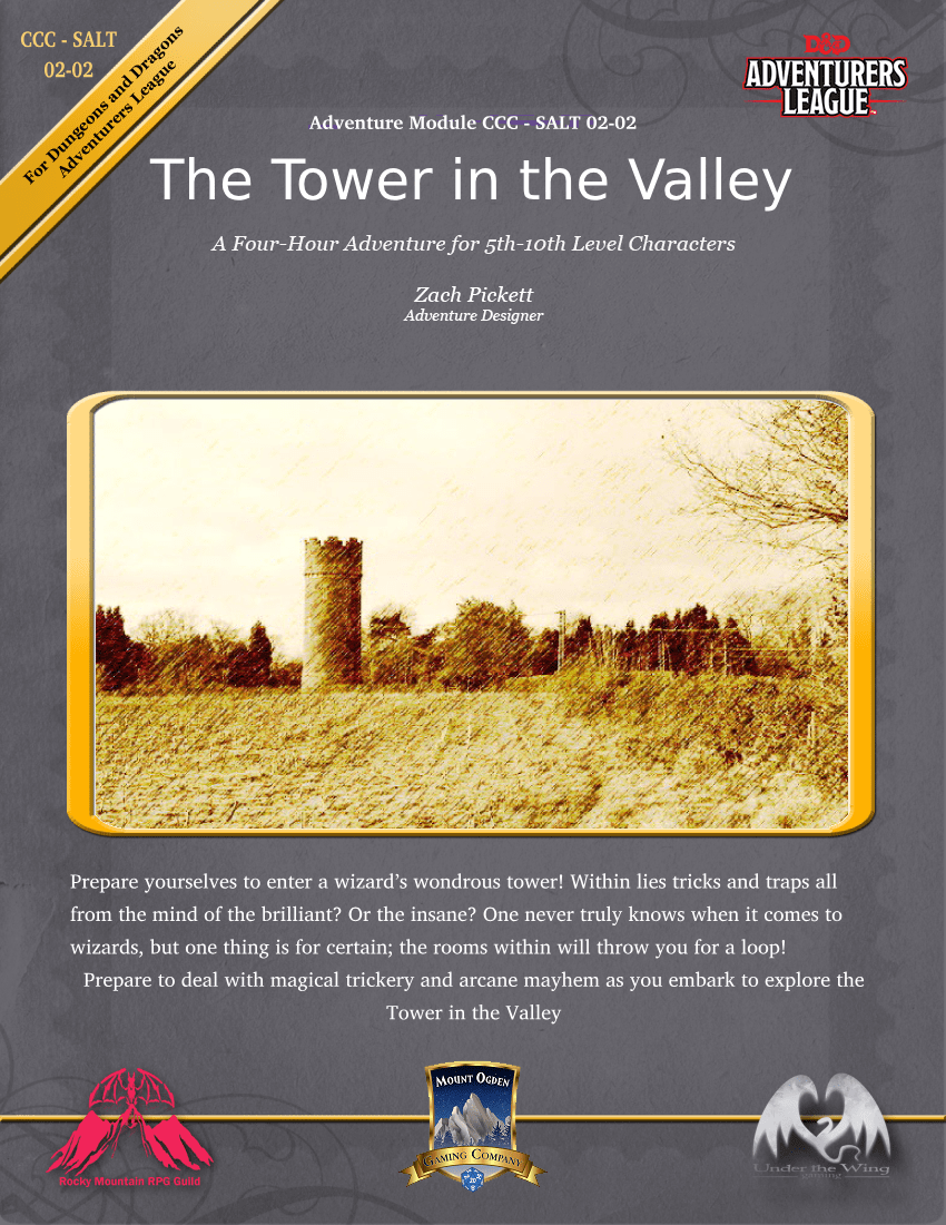 The Tower in the Valley