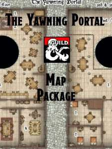 The Yawning Portal Map Package