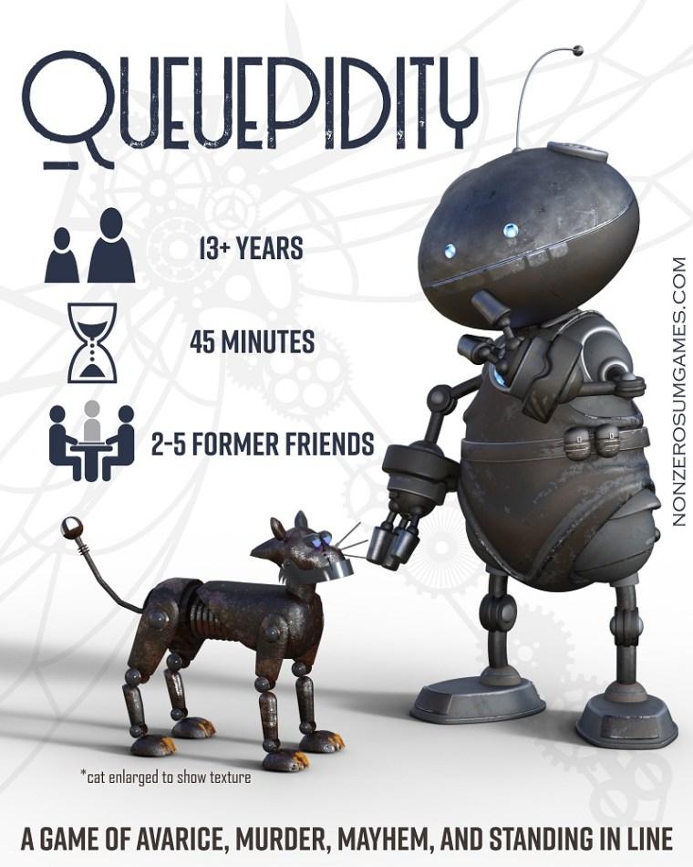 Queuepidity by NZS Games