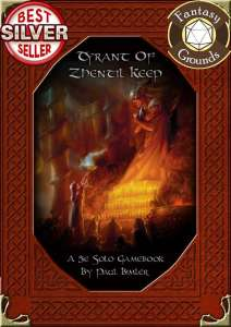 D&D Solo Adventure: Tyrant of Zhentil Keep (Fantasy Grounds)