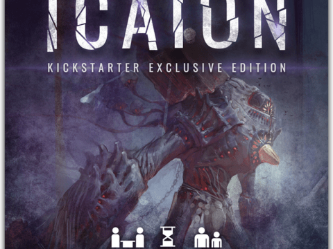 Icaion Game Logo