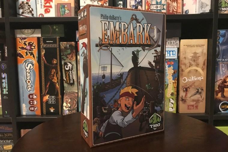 Embark by Tasty Minstrel Games