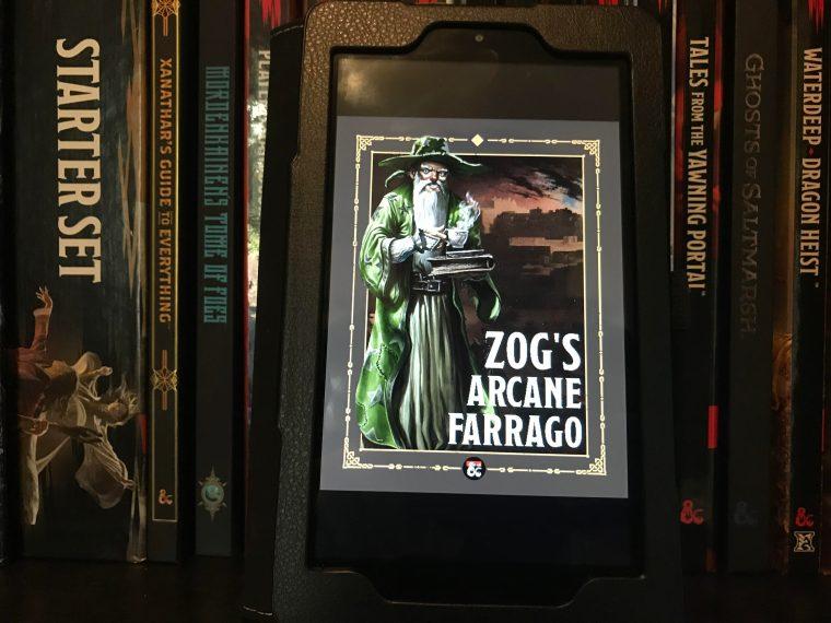 Zog's Arcane Farrago
